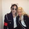 Avec Cindy Santos