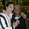 Avec Jouwell El Hadj (Danseur de la tournée Thriller Live French Tour 2012).