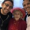Avec le comédien Noam Cartozo et The Mamie tv
