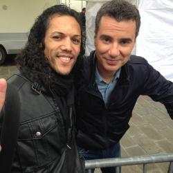 Avec Laurent Luyat